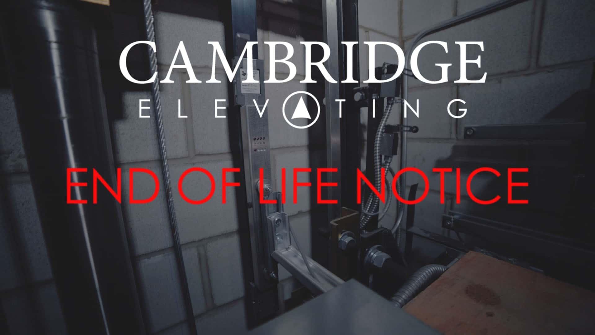 Home - Cambridge Elevating